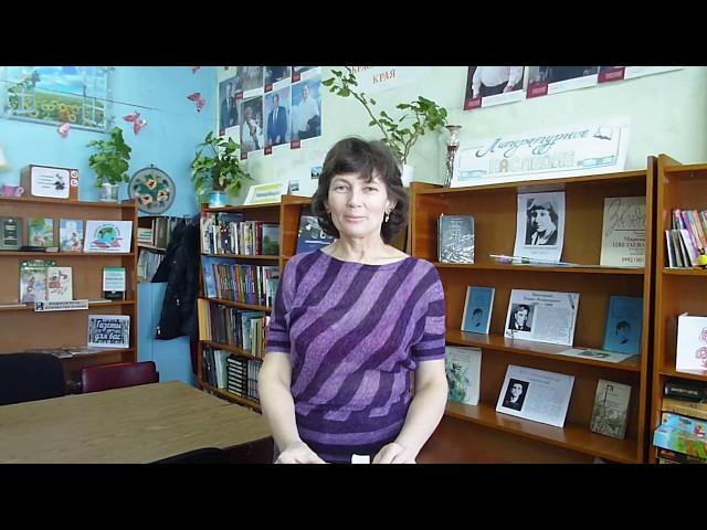 Изображение предпросмотра прочтения – ЛюбовьКожевникова читает произведение «Молодость» М.И.Цветаевой