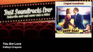 Kathryn Grayson - You Are Love - feat. Howard Keel - Show Boat (1951)