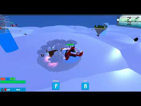 [ROBLOX: Skybound 2] - Lets Play Ep 1 w/ FallenFalconZ - Flying Noobs, UFOs, and more!