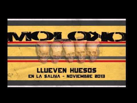 MOLOKO   Llueven Huesos   en La Saliya   noviembre 2013