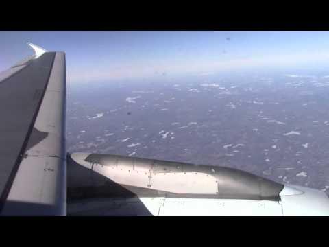 Air Canada Flight 166 YVR YOW April 5 2016