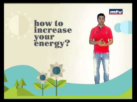 Minal - How To Increase Your Energy 17/09/2014