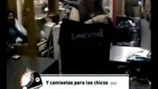 Baixar Evanescence And Fallen Angels In Argentina - Tourismo MTV
