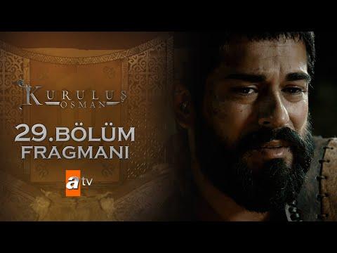 مسلسل المؤسس عثمان الحلقة 29