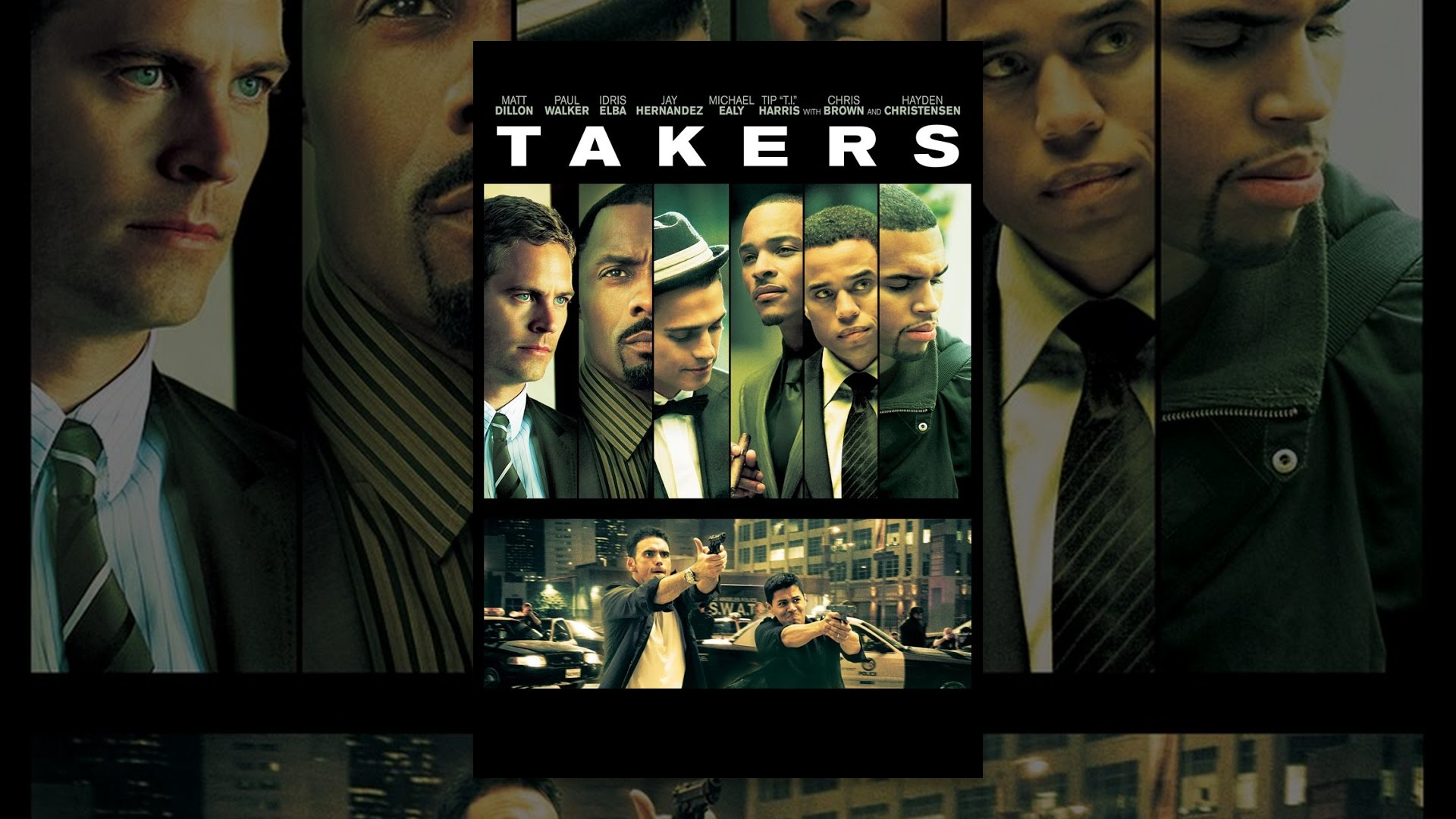 Download Takers (2010)