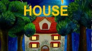 "Learning ABC Alphabet - ""H"" is for House"