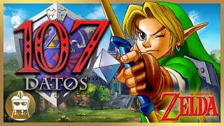 The Legend of Zelda: Ocarina of time | 107 Datos | AtomiK.O.