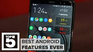 Android's best features ever (CNET Top 5) thumbnail