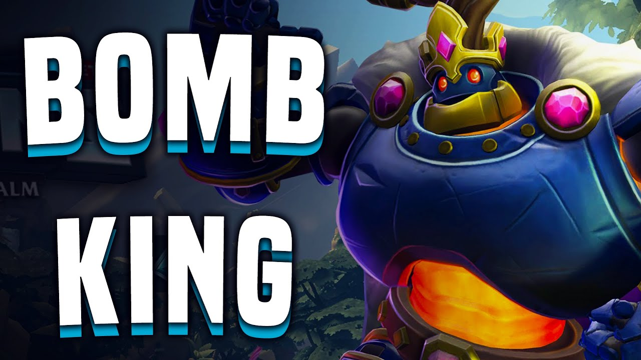 how to get halloween bomb king