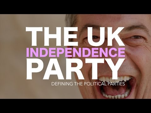 Defining the political parties: UKIP