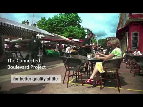 Nice, France: Smart Cities Project