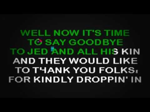 SC2029 01   TV Themes   Beverly Hillbillies [karaoke]