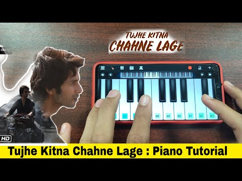 kabir-singh-:-tujhe-kitna-chahne-lage-easy-mobile-piano-tutorial-|-arijit-singh-|-sb-galaxy
