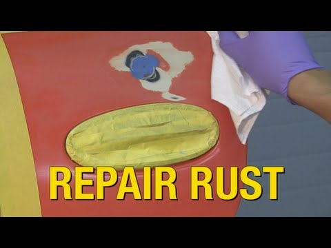 Repair Rust and Holes with the No Weld Hole Repair Kit from Eastwood