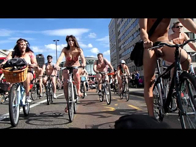 World Naked Bike Ride - London 2012 - Part 5