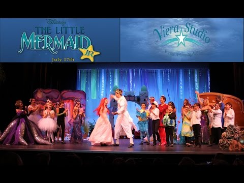 Little Mermaid Jr. July 17, 2016 Viera Studios