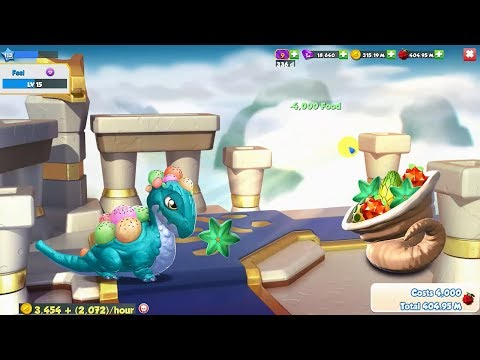 How To Breed Ice Cream Dragon ?