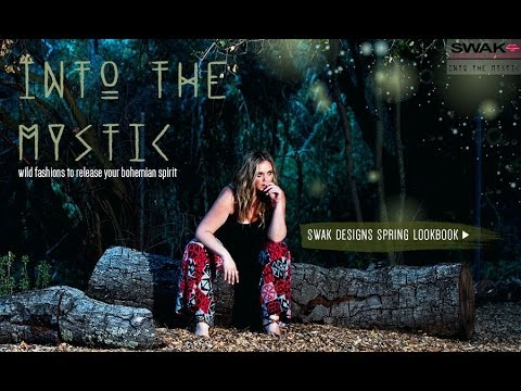 SWAK Designs Plus Size Fashion Spring Lookbook: Into the Mystic