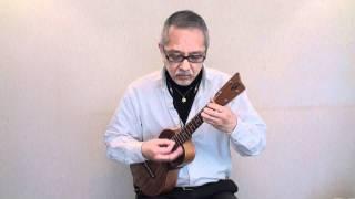 Detective Opera Milky Holmes ukulele演奏.