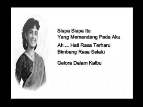 Zainab Majid .... Siapa Dia ( With Lyrics ).