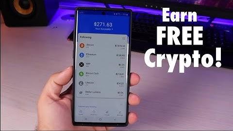 How To Earn FREE Crypto Like Bitcoin With Coinbase Earn!