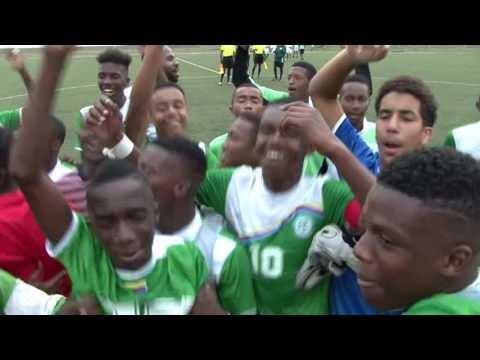 U17 - Mozambique 0 - 3 Comores (Les buts et l'après-match)
