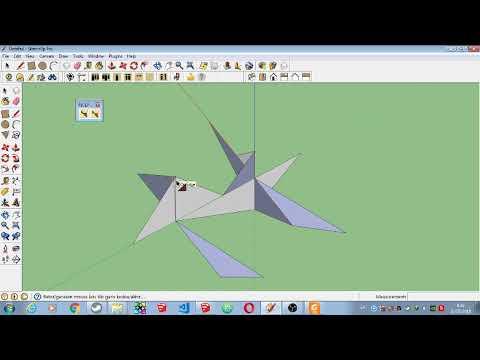Plugin SketchUp - NCEP AutoTris V.1.0