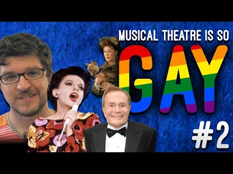 Musical Theatre is SO Gay! – Infatuation (Part 2)