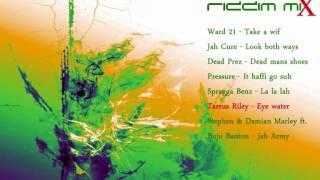 Jah Army Riddim Mix [June 2011]