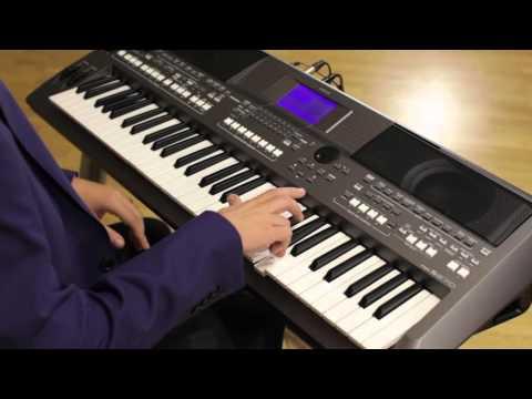 YAMAHA Keyboard - Yamaha Expansion Pack