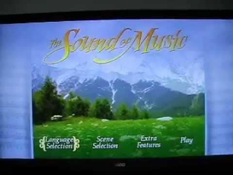 FOR SALE: Sound Of Music DVD (Testing) 2002 Rare OOP Out Of Print