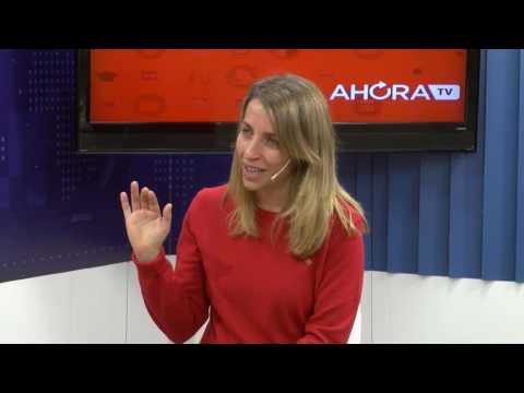 AHORA TV | Entrevista con Laura Stratta
