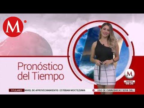El clima para hoy 29 de mayo, Cecilia Salamanca