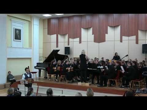 "Astor Piazzolla ""Oblivion"", Maksim Fedorov - Bandoneon"