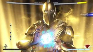 dr fate day 1 combo practice injustice 2