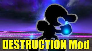 The MOST DESTRUCTIVE Mr. Game & Watch MOD You'll Ever See in Super Smash Bros Brawl/Project M