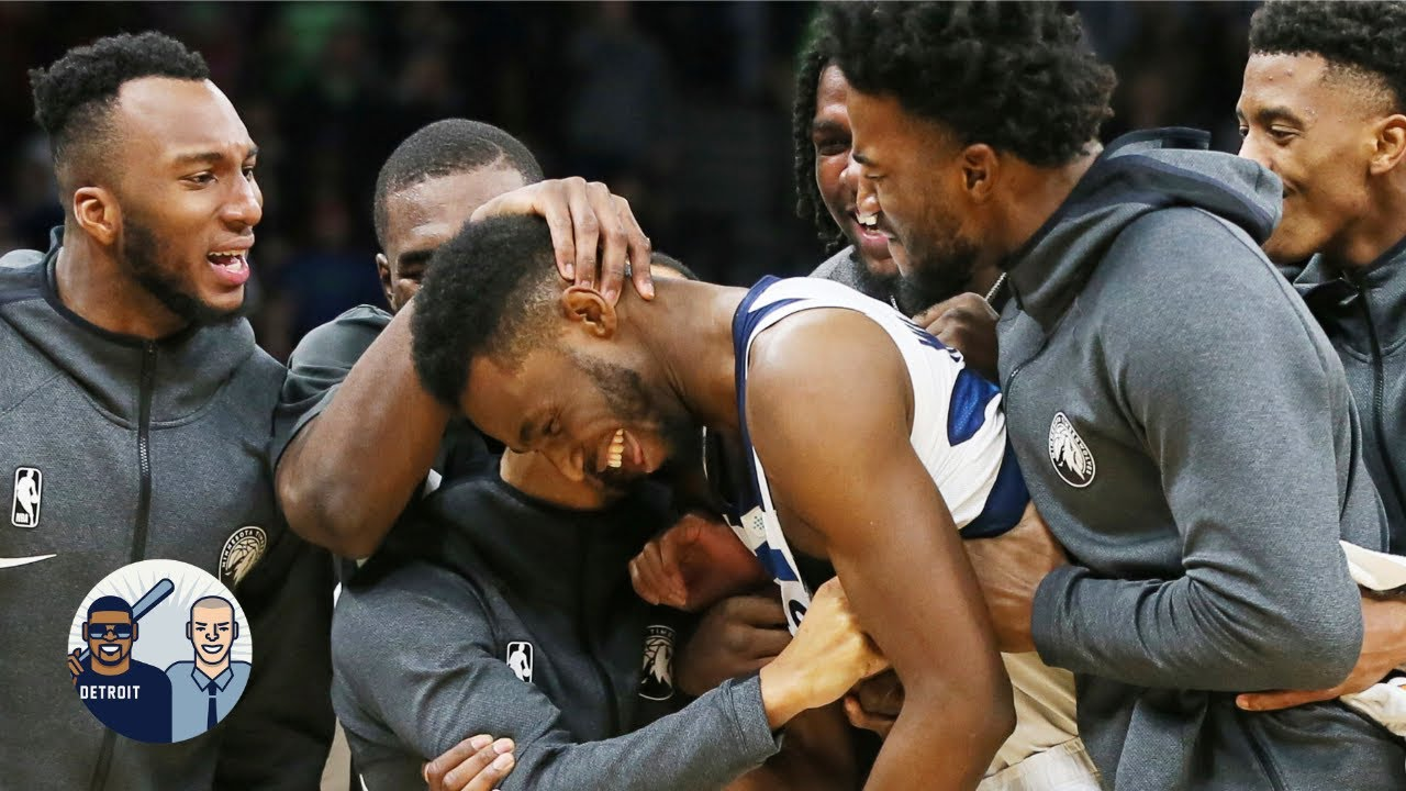 Is Andrew Wiggins shedding his reputation as a 'bust'? | Jalen & Jacoby