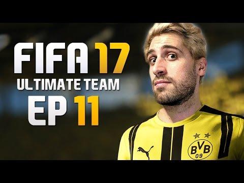 A LEGJOBB KAPUS A VILÁGON 🐧 FIFA 17 Ultimate Team #11