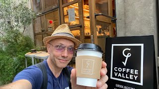 Is This Tokyo's Best Cappuccino? | ROUND 3 | COFFEE VALLEY | Ikebukuro