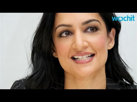 Archie Panjabi Says She Decided to Leave The Good Wife After Kissing Gillian Anderson