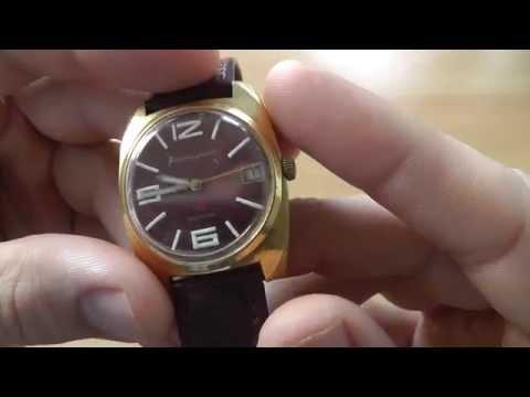Обзор пары часов Восток Командирские с механизмом 2214.