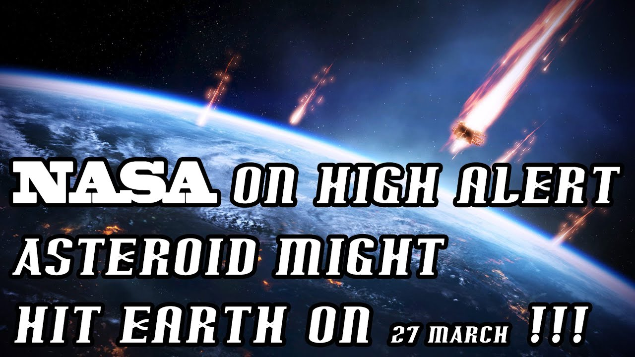 NASA on High Alert, YB35 Asteroid might hit Earth on 27 ...