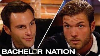 David And Jordan's Dude Feud! | The Bachelorette US