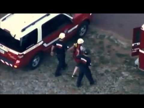 Toronto doctor rescued from cliff - News