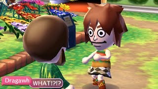 Animal Crossing Online goes terribly wrong...