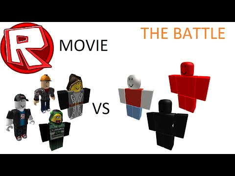 Admins VS Hackers - The Battle - ROBLOX Movie by Roblox Minigunner