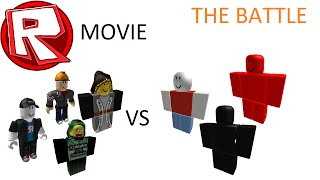 Gli amministratori VS Hackers - La battaglia - ROBLOX Movie di Roblox Minigunner