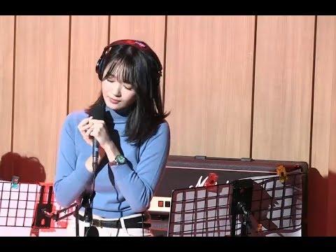 Kang Minkyung 강민경 - Only Then (Radio Live)