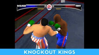 PSX Longplay #56: Knockout Kings