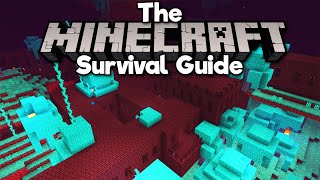 Finding a Nether Fortress in 1.16! ▫ The Minecraft Survival Guide (Tutorial Lets Play) [Part 321]